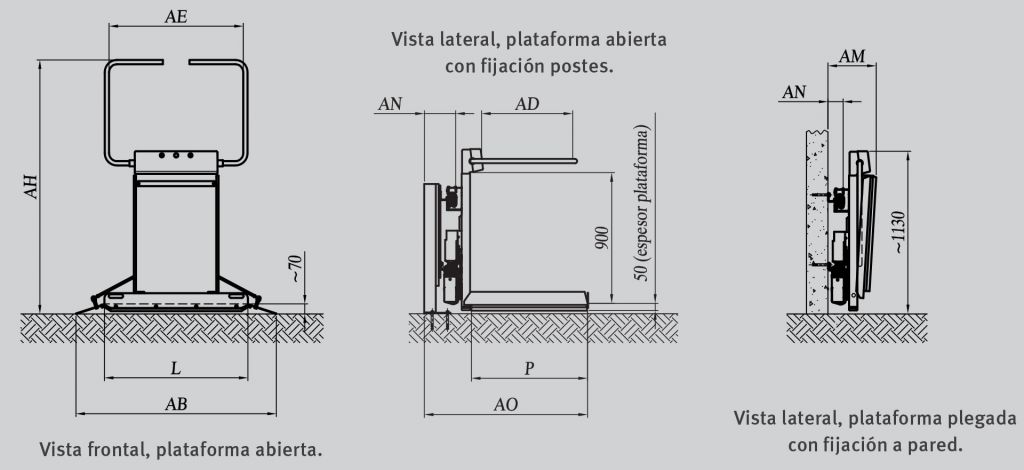 Salvaescaleras spatium ascensors sales for Salvaescaleras vertical