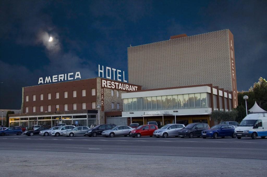 Hotel América Igualada