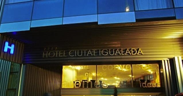 Hotel Ciutat D'Igualada