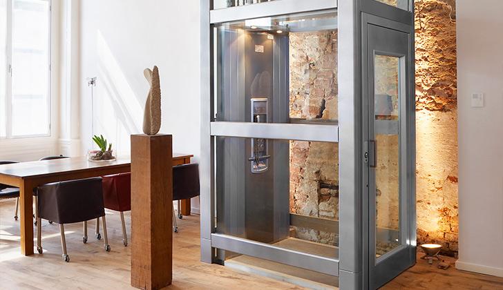 Ascensors i plataformes en habitatges unifamiliars - Ascensores para viviendas unifamiliares ...