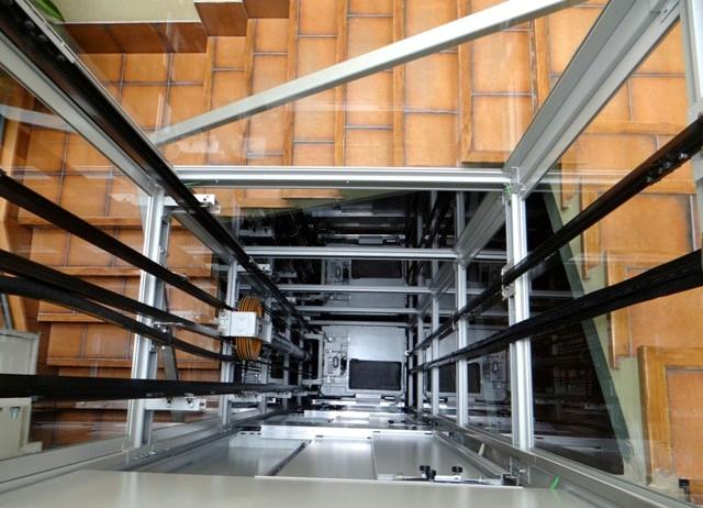 Medidas M Nimas De Los Ascensores Accesibles En Edificios
